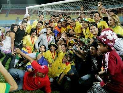 South America soccer