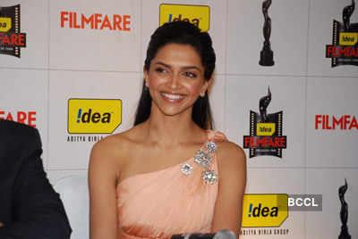 Press meet: Filmfare Awards