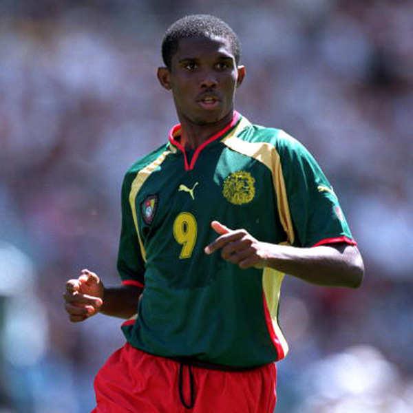 Cameroon's Samuel Eto'o quits international football