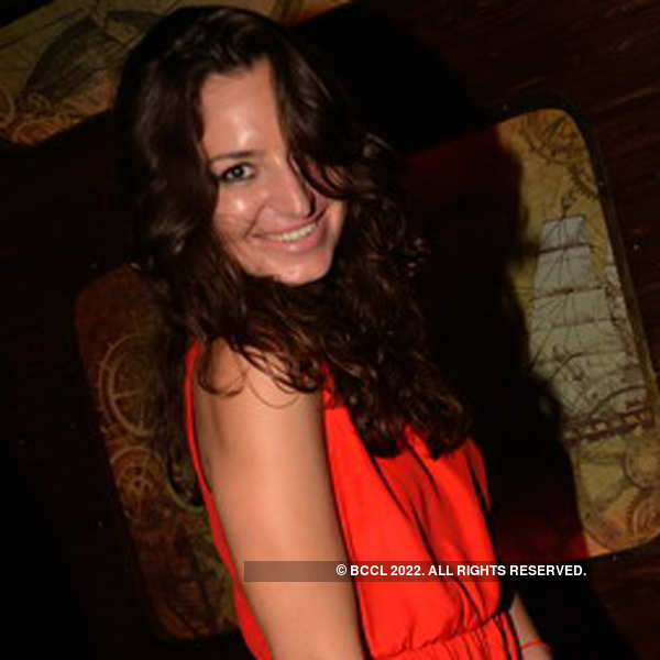 Thenny Mejia's b'day party