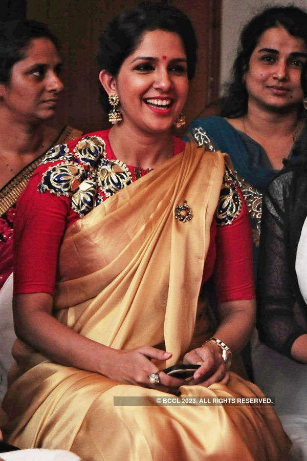 Aparna Nair at a launch