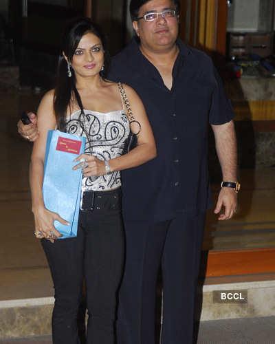 Sanjay & Manyata's Anniv. party