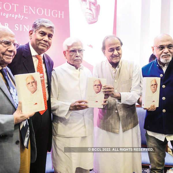 Book launch: One Life Is Not Enough