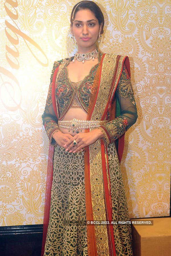 Mandira Wirk's wedding collection preview