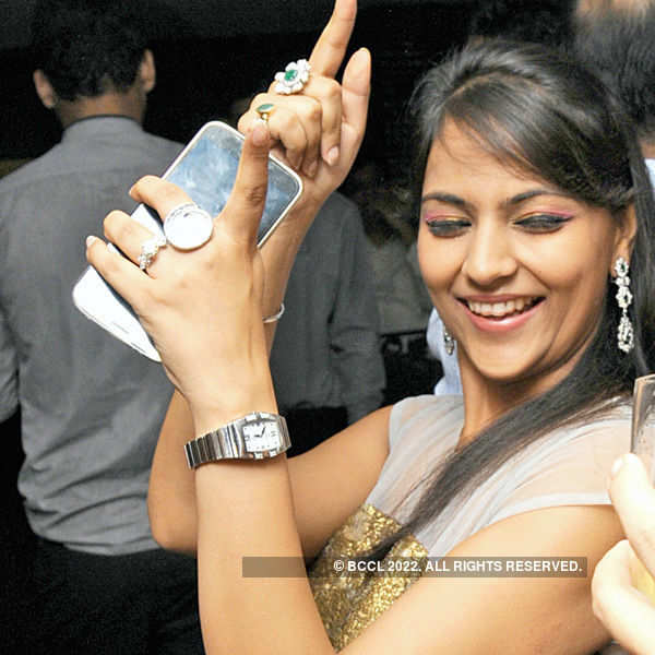 Anik Verma's birthday bash