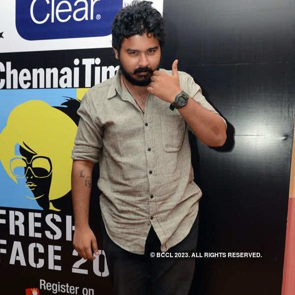 Chennai Times Fresh Face 2014