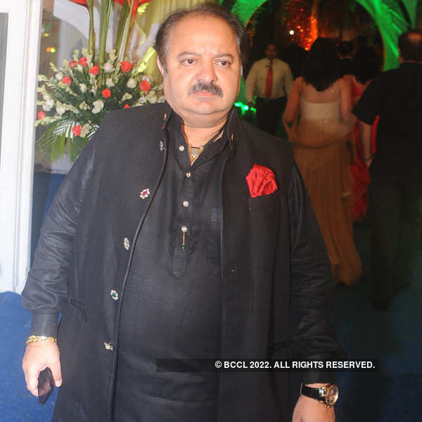 Madan Lal's son gets married