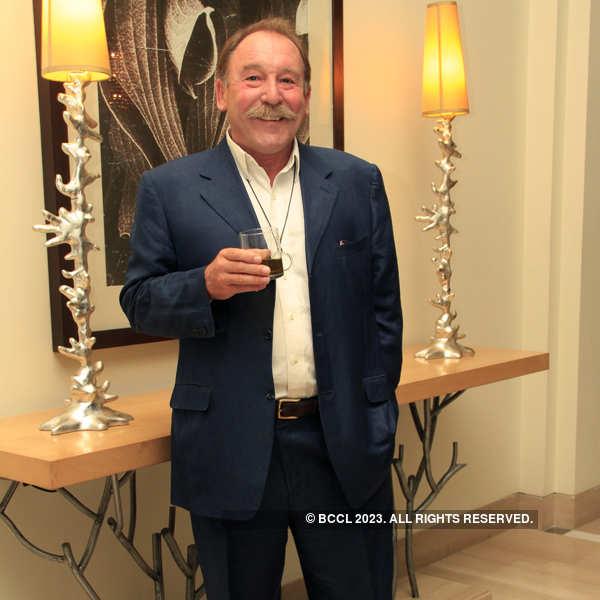 Whiskey awards event at ITC Gardenia