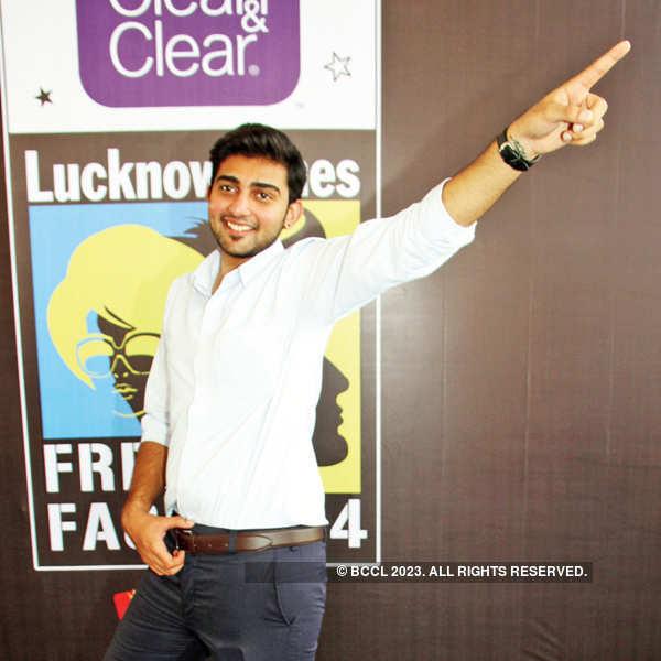 Times Fresh Face SRSM Lucknow
