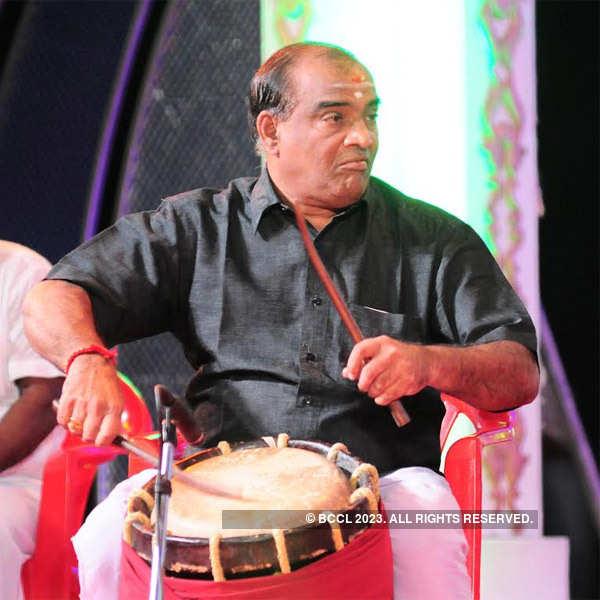 Onam celebration in Trivandrum