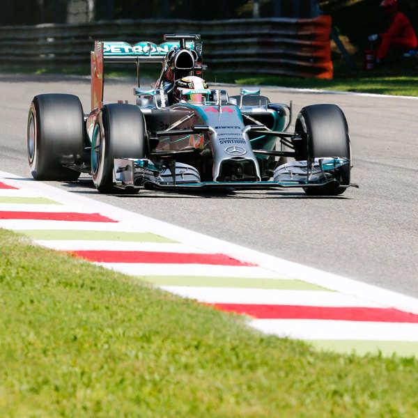 Lewis Hamilton wins Italian GP
