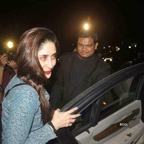 Paparazzi photos of Bollywood actors and actresses