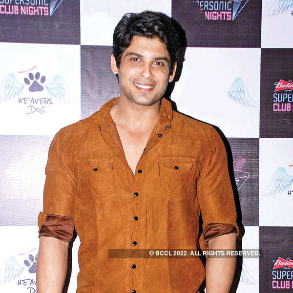 TV celebs at the launch of Heaven's Dog