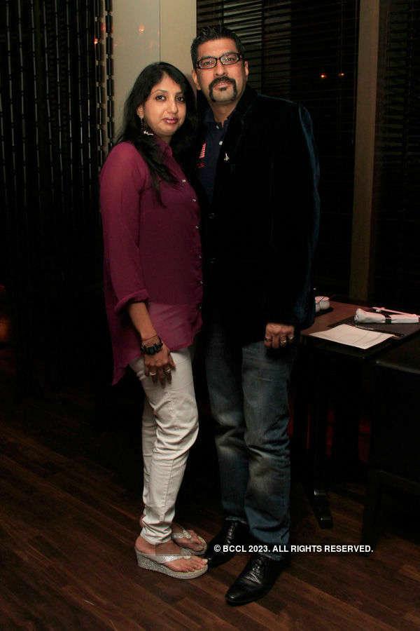 Raj and Komal @ Oko