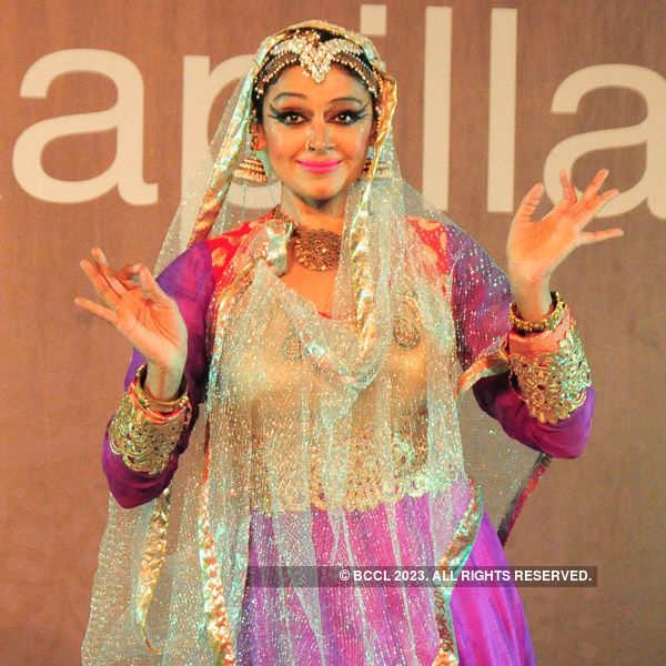 Shobhana @ Salon launch