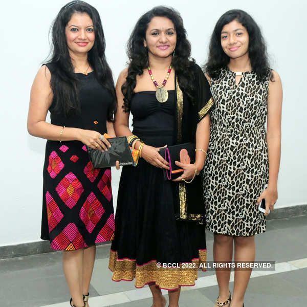 Shobhana @ Salon launch
