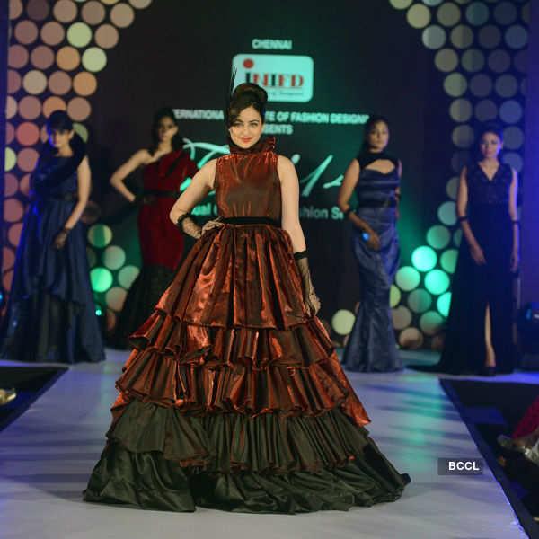 INIFD's annual fashion show