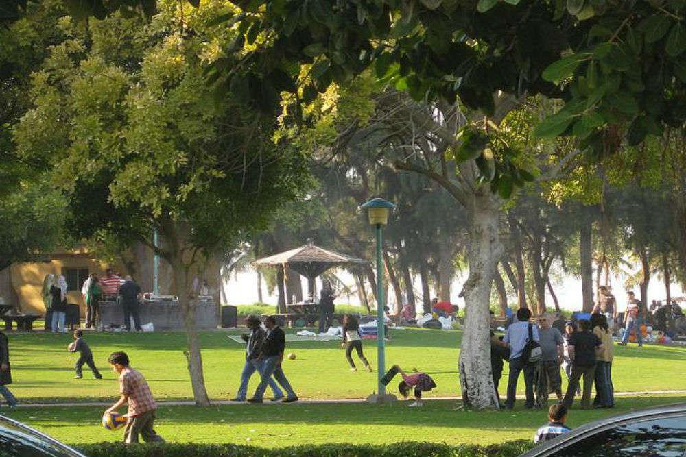 парк джумейра бич дубай