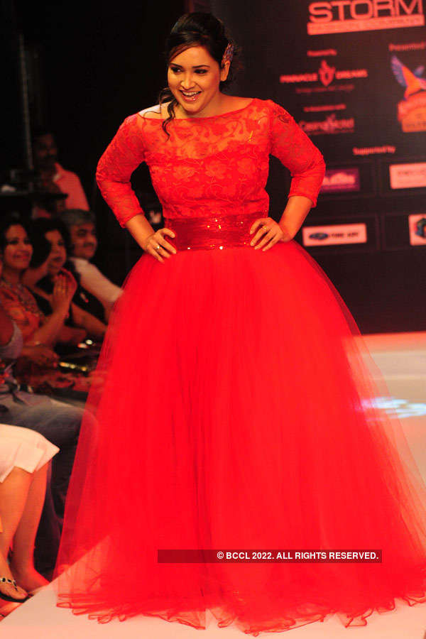 Parvathy Omanakuttan @ Kochi Fashion Week
