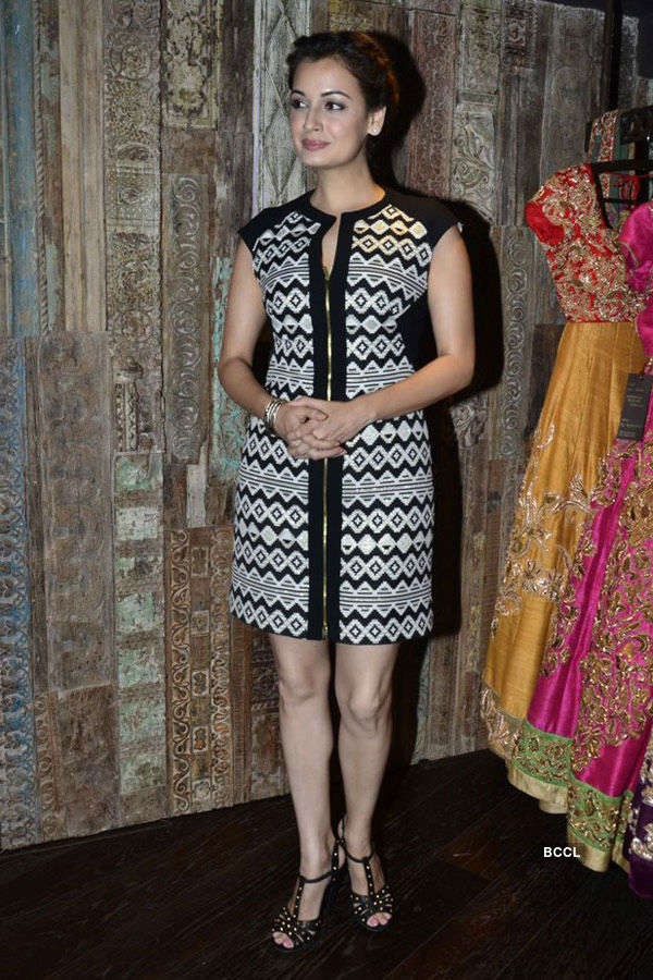 Dia @ fashion store launch