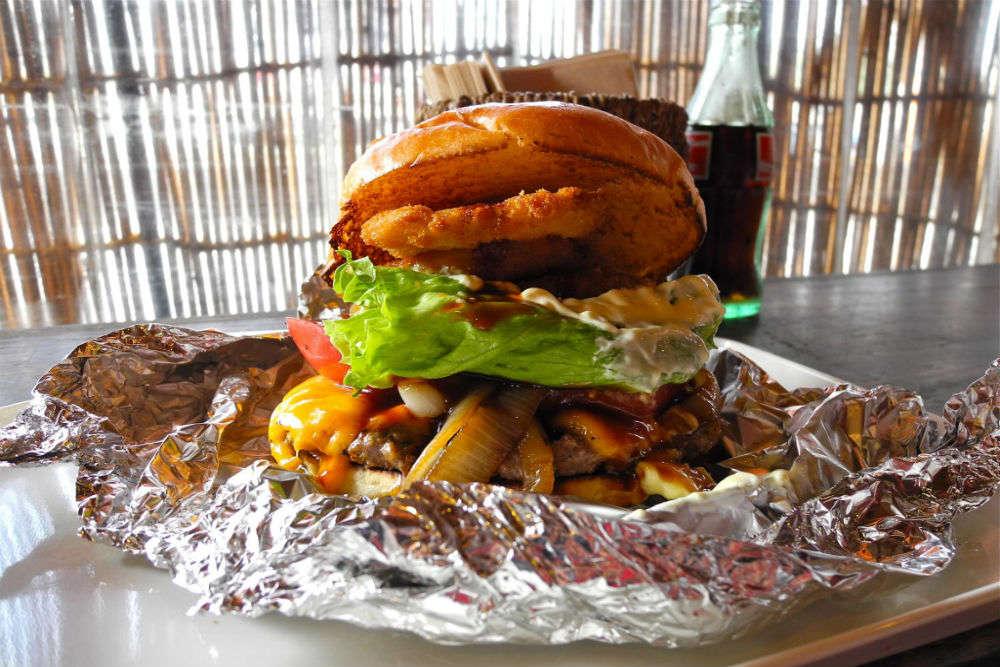 Ramly Burger, TTDI