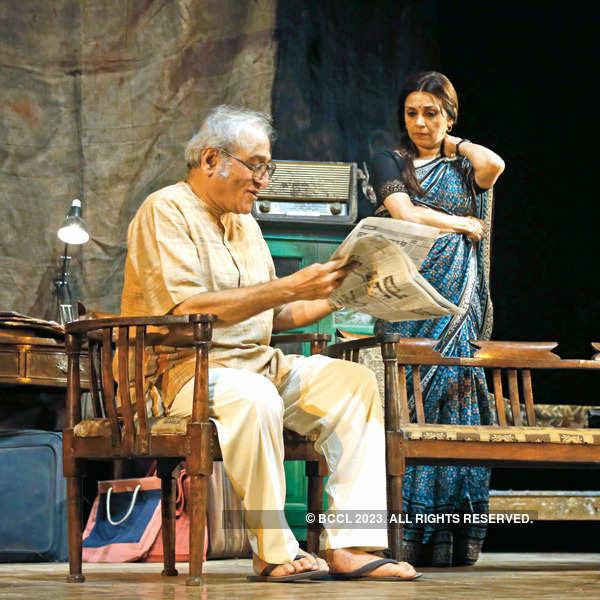 Adhe Adhure: A play