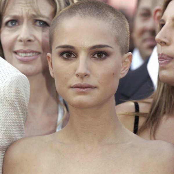 Celebs who sported bald look