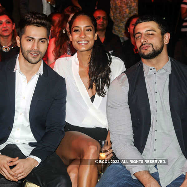 Celebs at Karan's collection launch