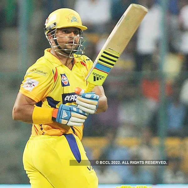 CL T20 '14: CSK thrashes Dolphins