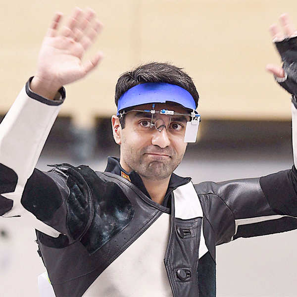 Asian Games: Bindra wins two bronze medals