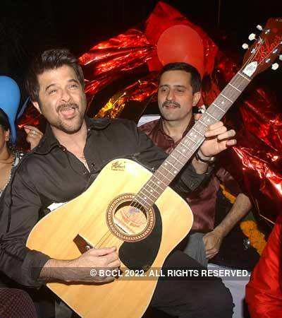 Anil: The rockstar