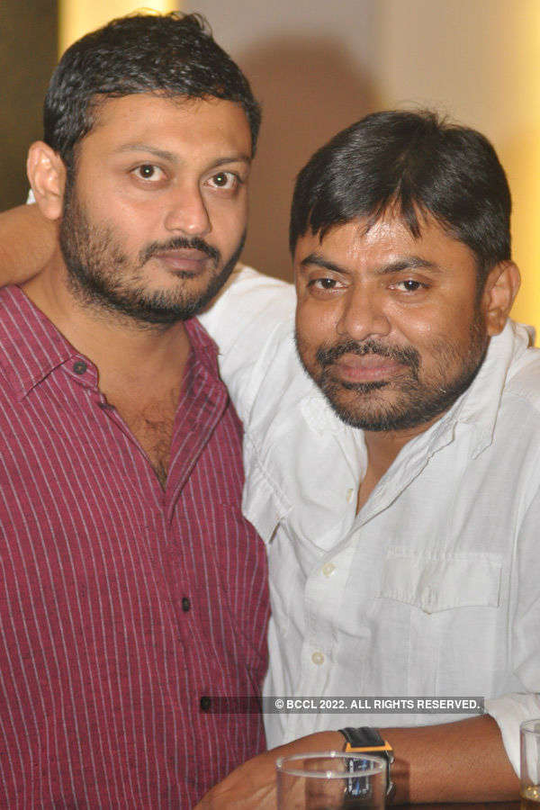 Srijit Mukherji's b'day party