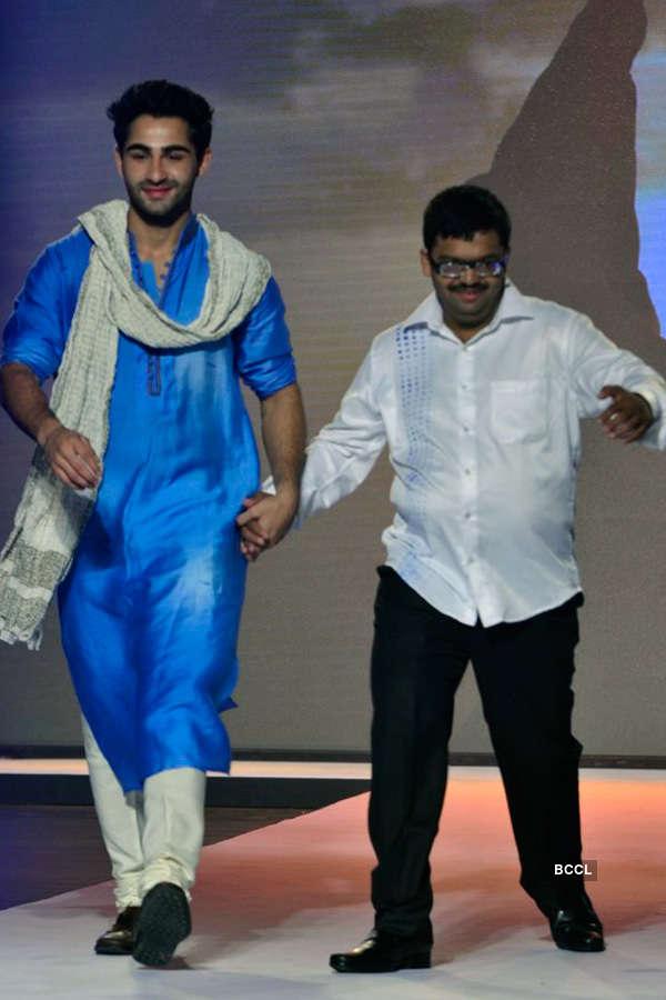 Armaan @ Krishna Mehta show