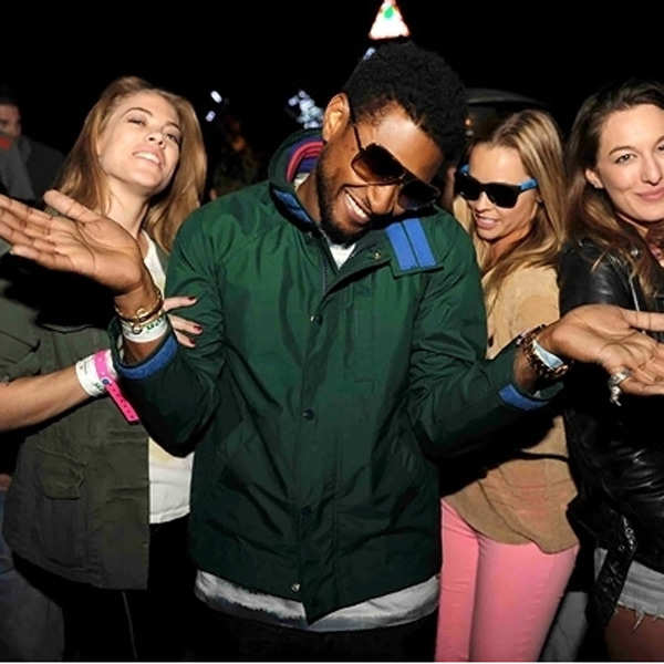 Celebrities who love to party