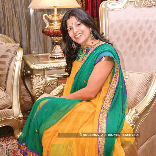 Ladies Circle 50 celebrate Karva Chauth