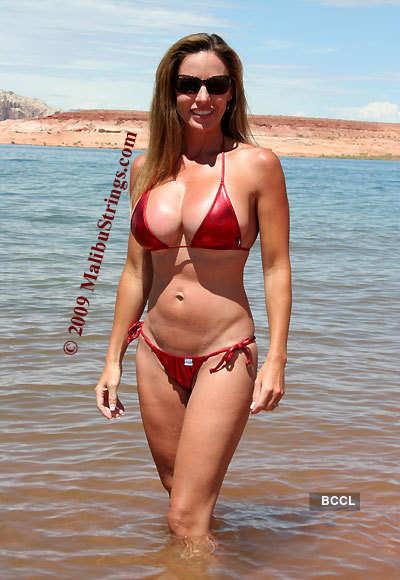 Bikini daring I Saw