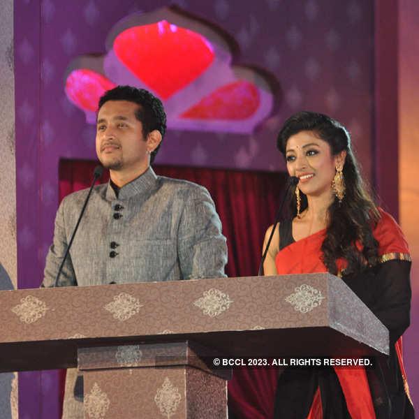 Celebs at Zee Bangla's event