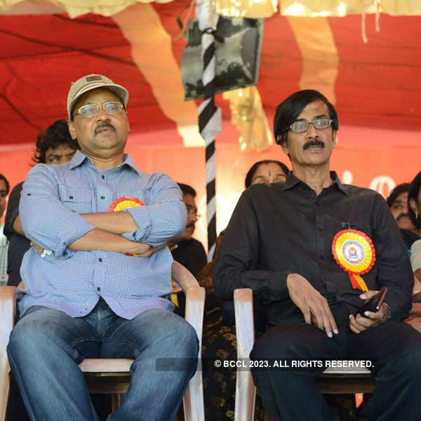 Kollywood stars protest against Jayalalithaa's arrest