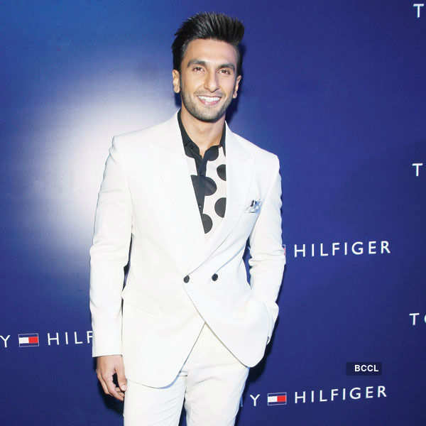 Tommy Hilfiger's 10th anniv. party