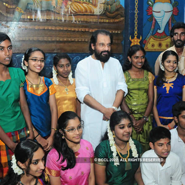 Yesudas @ Musical get-together