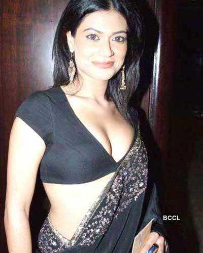Payal in sarees