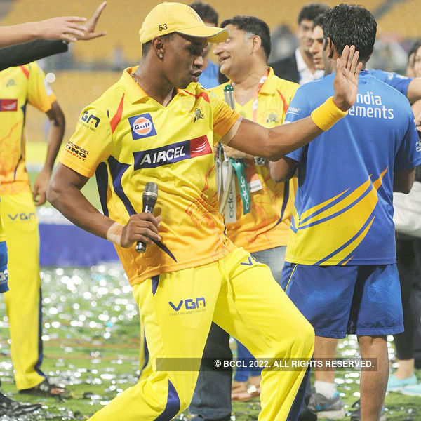 Raina leads CSK to CLT20 title