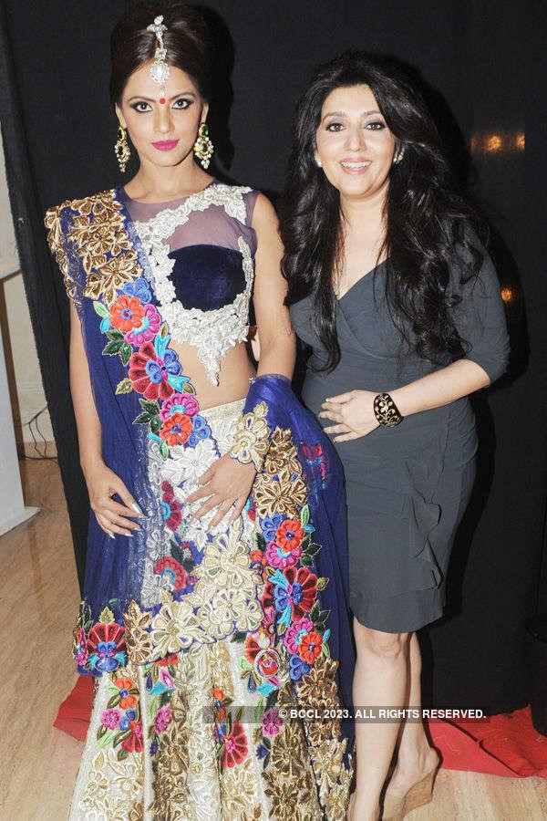 Gitanjali Fashion show for Nizam Jewels