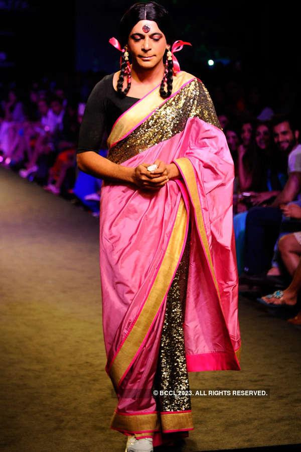 Myntra Fashion Weekend '14: Mandira Bedi