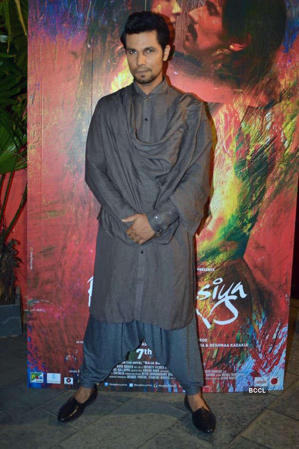 Rang Rasiya fashion promotions