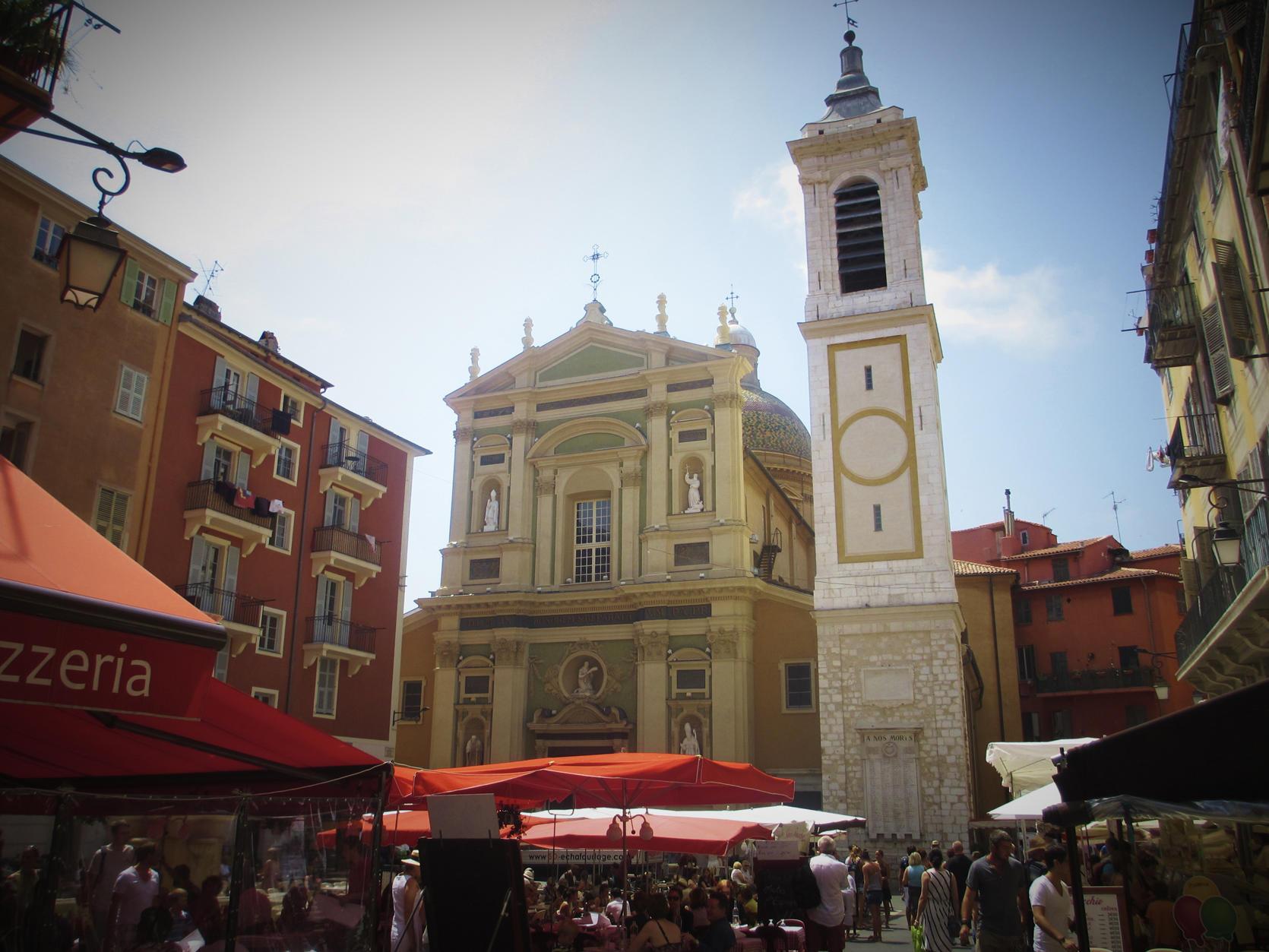 Cathédrale Sainte Réparate