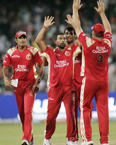 Bangalore beat Punjab