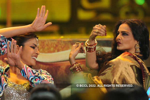 Rekha: 7 things only the diva can carry off