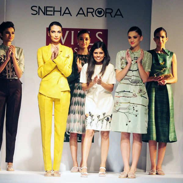 WIFW '15: Day 3: Sneha Arora
