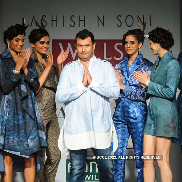 WIFW '15: Day 3: Ashish N Soni